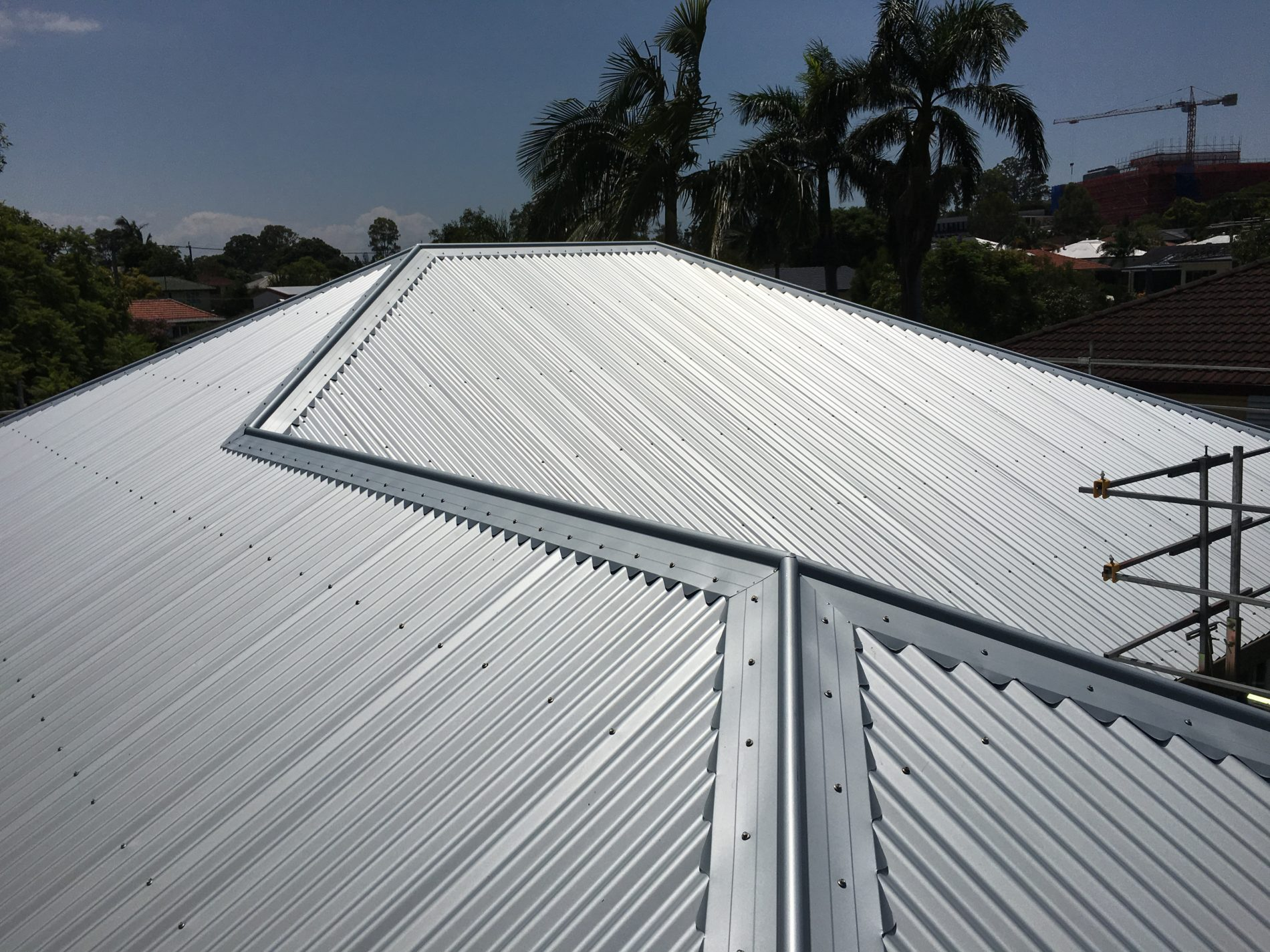 Colorbond Colours The Mighty Roofer Brisbane